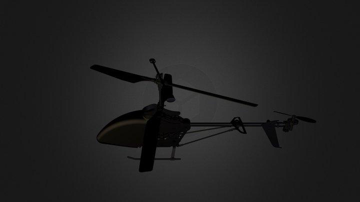 SYMA S031G.stl 3D Model