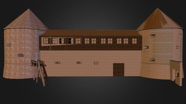 starigrad 3D Model