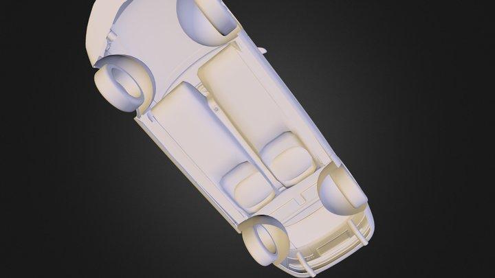 AudiA8-2004-midPoly.lwo 3D Model