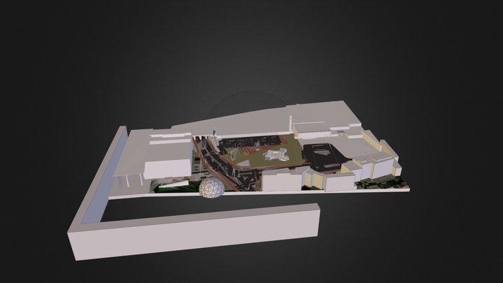 omgeving groot.kmz 3D Model