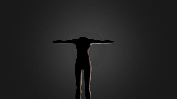 legs.blend 3D Model