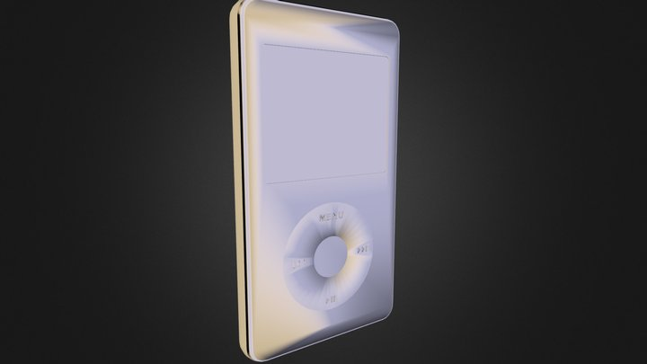 ipod.3ds 3D Model