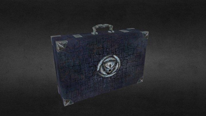 Pandora's Box 3D Model