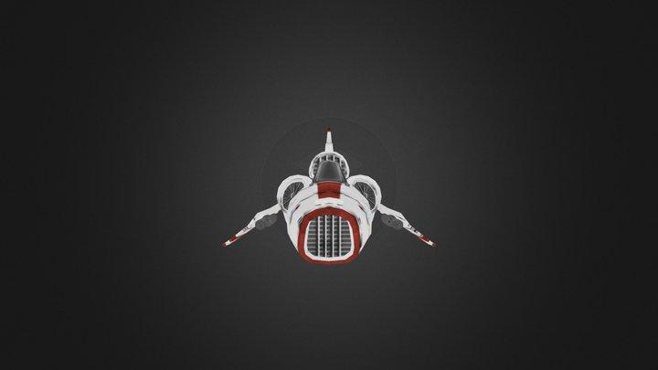 Viper MK I 3D Model