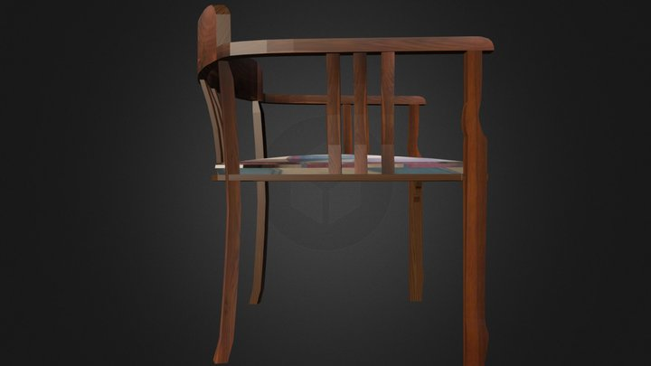 sillon er3.blend 3D Model