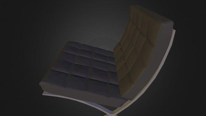 barcelonal.3ds 3D Model