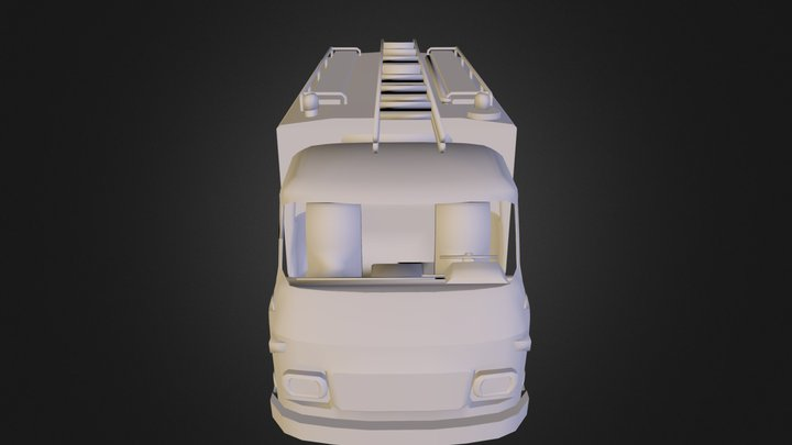 aviadvs12a30model.blend 3D Model