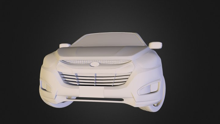 TucsonFinal.obj 3D Model
