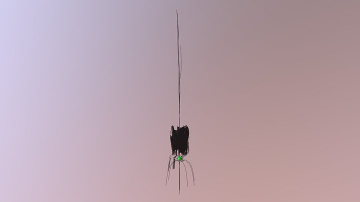 flines_131.wrl 3D Model