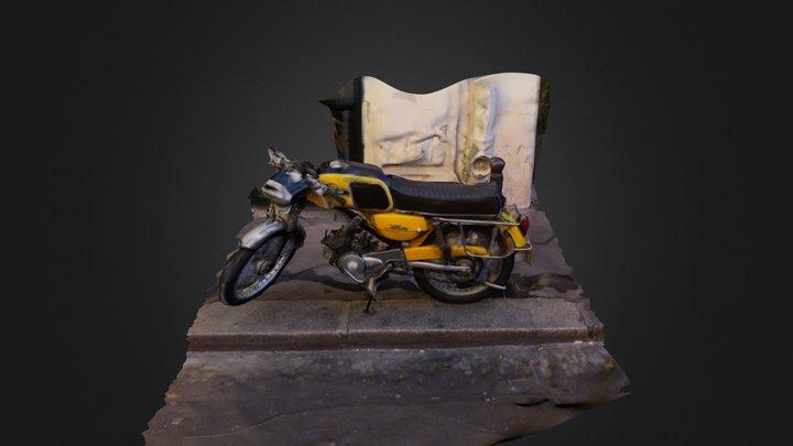 moped.zip 3D Model