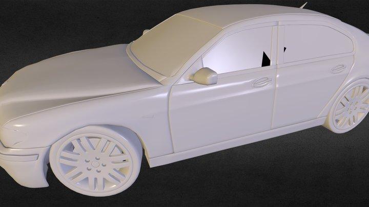 bmw7.obj 3D Model