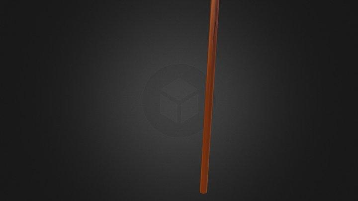 Enchada 3D Model