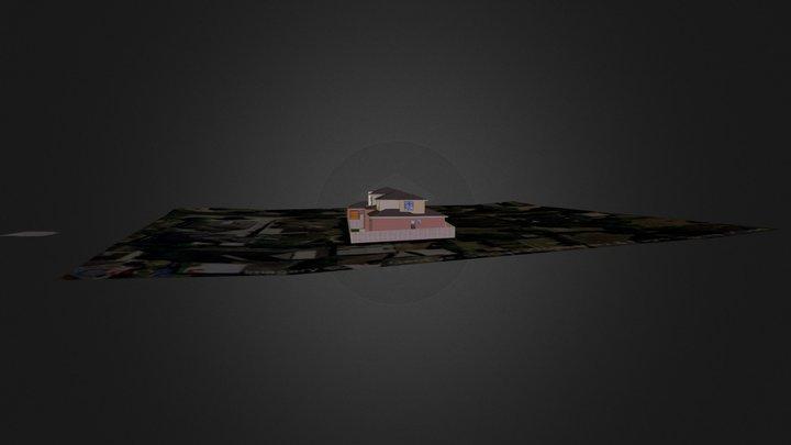 Tristania Street, DONCASTER EAST 3D Model