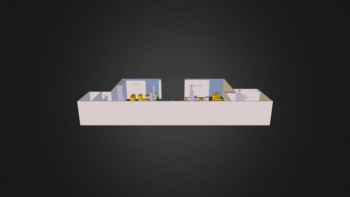 predajnaPD 3D Model