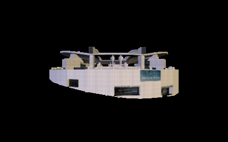Dragon Stadium (FC Porto) 3D Model