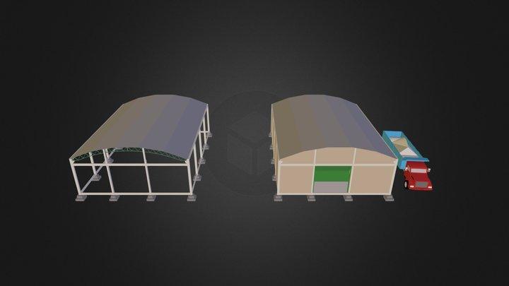 exemplo_de_projeto.3ds 3D Model