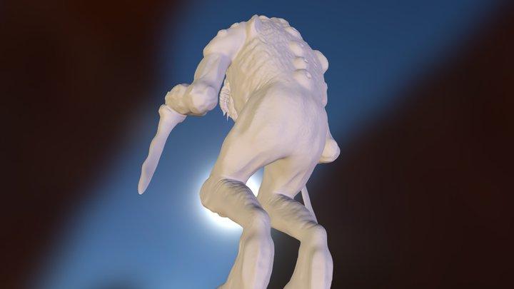 Fade 3D Model