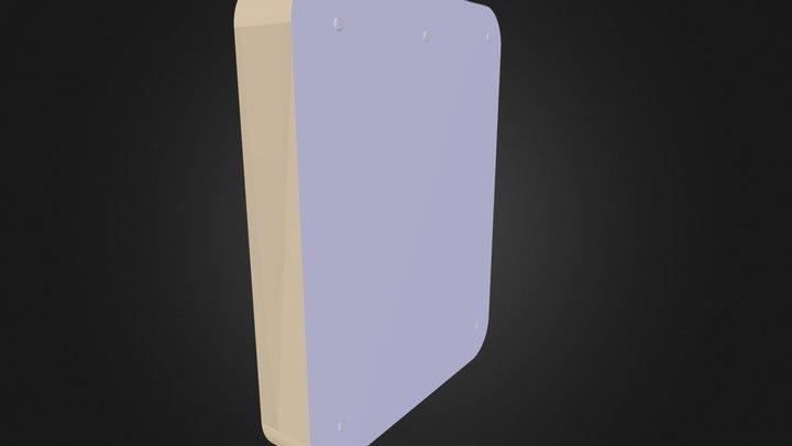 slate 3D Model