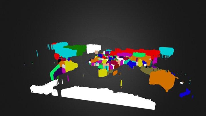 earth .blend 3D Model