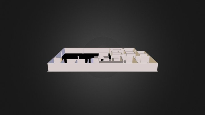 floorplan 3D Model