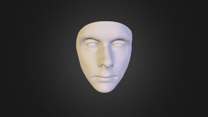face 3D Model