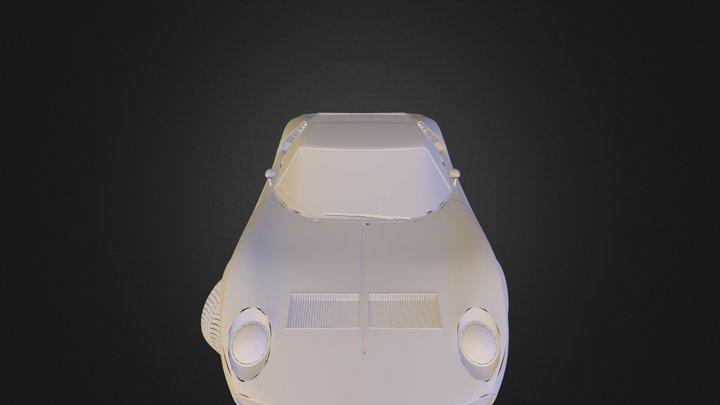 lamboMiu2.obj 3D Model