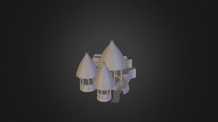 LobbyPavillion 3D Model