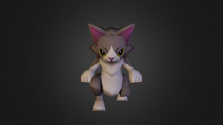 catModel 3D Model