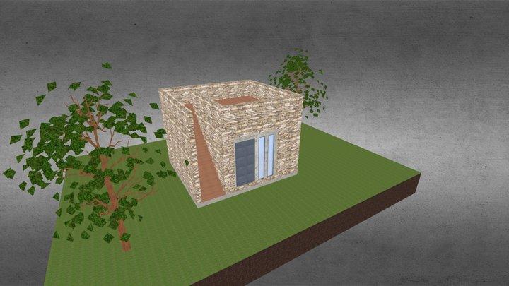 Kafr Ruman House 3D Model