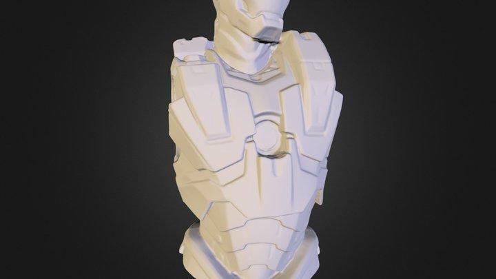 torso.obj 3D Model