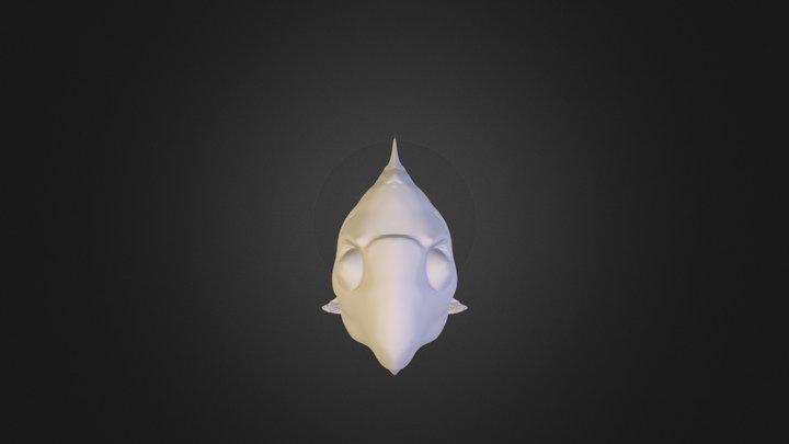 Skin_ZSphere_1Fish3 3D Model