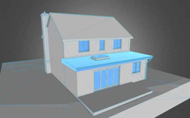 house.dwf 3D Model