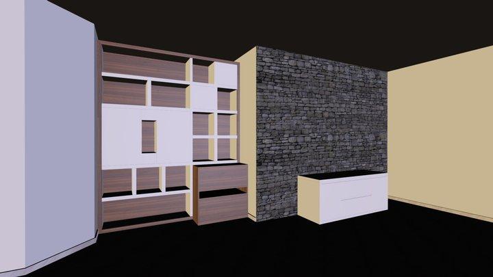 soba.zip 3D Model