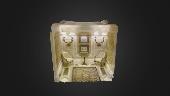 Venitian Room 3D Model