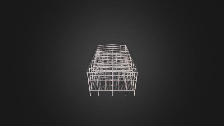 multi_floor.3ds 3D Model