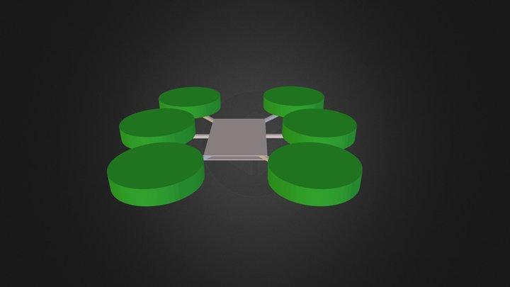 Entwurf 4 3D Model