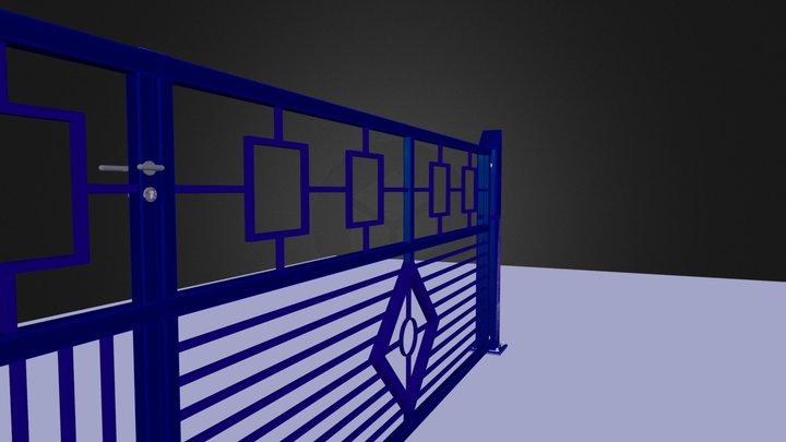 Le kara 3 3D Model