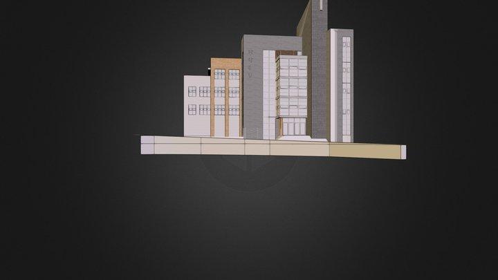 광장동교회 3D Model
