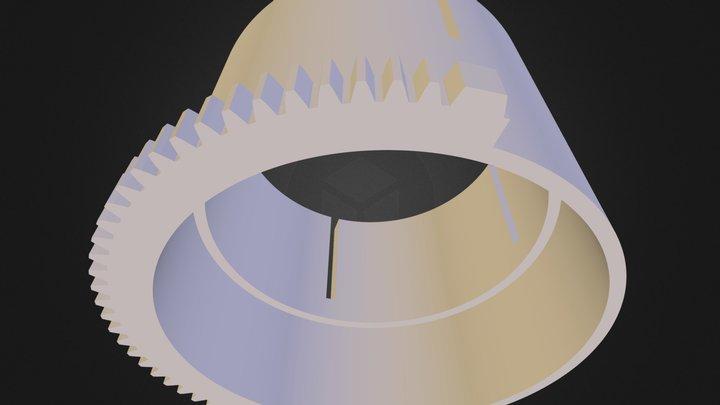 NAGear4060_6.stl 3D Model