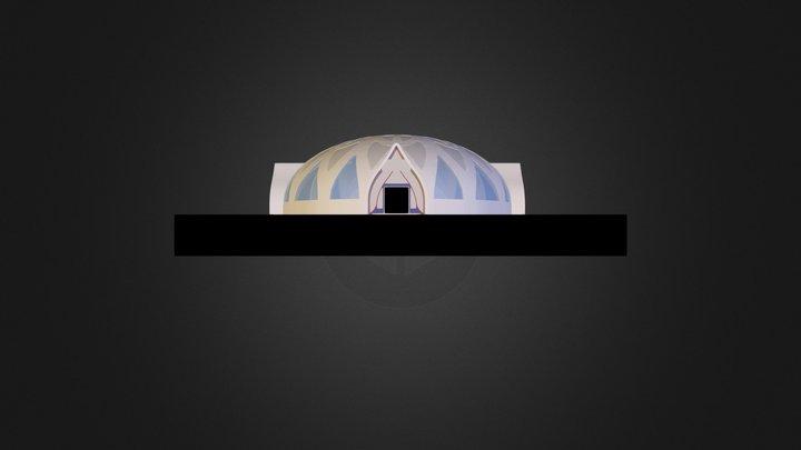 SKETCHFAB_TEST.dae 3D Model