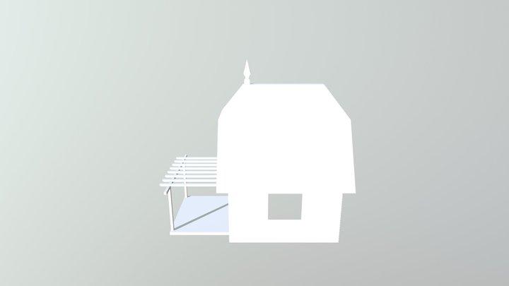 House(WIP) 3D Model