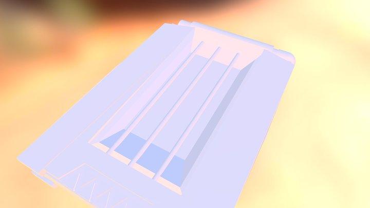 Nerf Mag.obj 3D Model