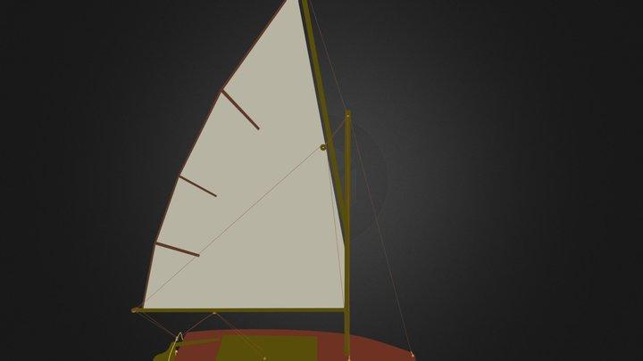 voile3.blend 3D Model