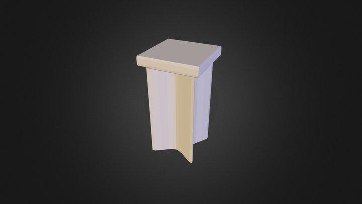 alpille UT06.3DS 3D Model