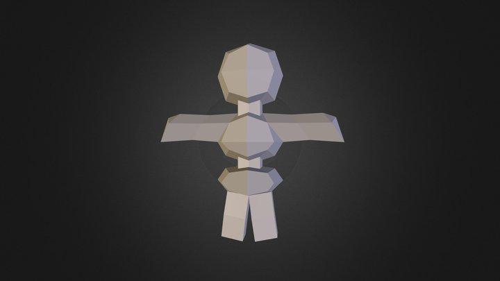 TD.blend 3D Model