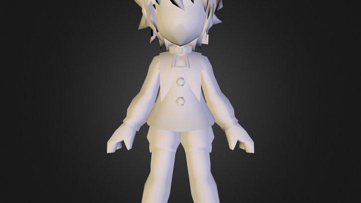 sieg.obj 3D Model