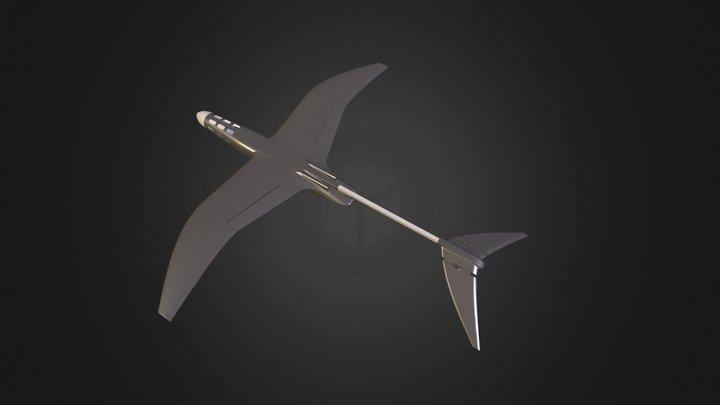 Wind Skimmer DPF2.ac 3D Model