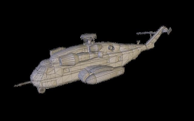 Pavelow 3D Model
