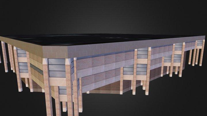 Duderstadt Center 3D Model