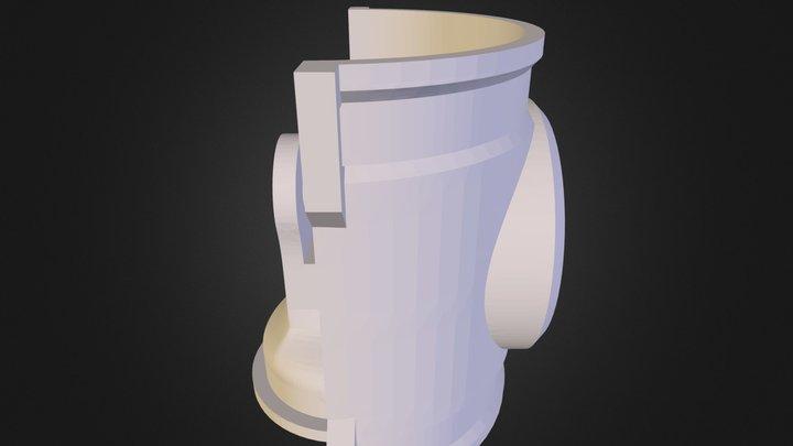 gopro_cage_mount.stl 3D Model